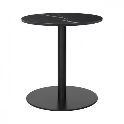 Gubi 1.0 Lounge Table - Round, 60cm Diameter