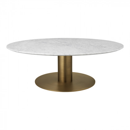 Gubi 2.0 Coffee Table - Round, 130cm Diameter
