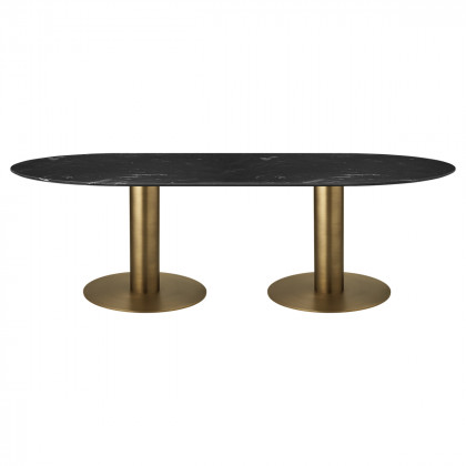 GUBI 2.0 Dining Table - Elliptical - 130x240