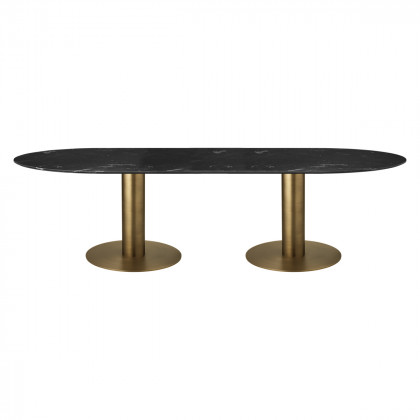 GUBI 2.0 Dining Table - Elliptical - 130x280