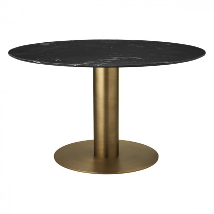 Gubi 2.0 Dining Table - Round, 130cm Diameter