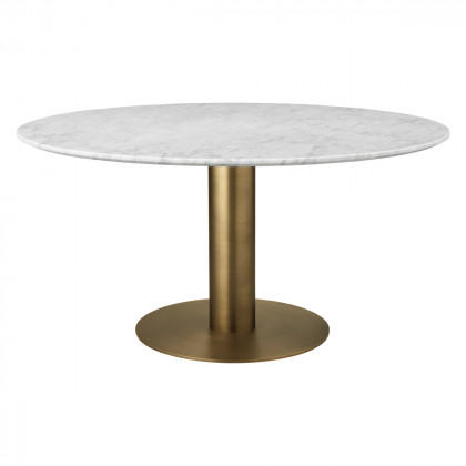 Gubi 2.0 Dining Table - Round, 150cm Diameter