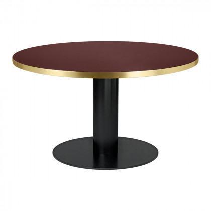 Gubi 2.0 Lounge Table - Round, 125cm Diameter