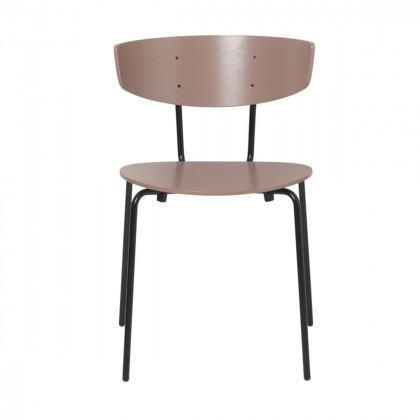 Ferm Living Herman Chair-Dark Rose