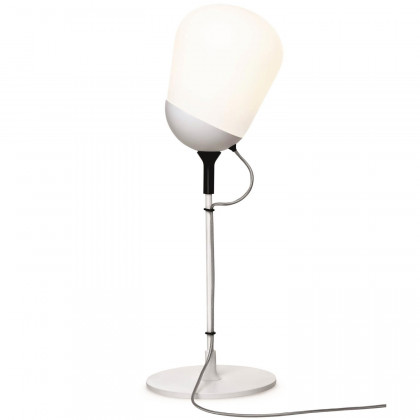 Vertigo Bird Hippo Table Lamp - White