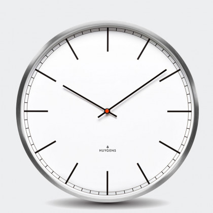 Huygens One 35 Wall Clock - Index