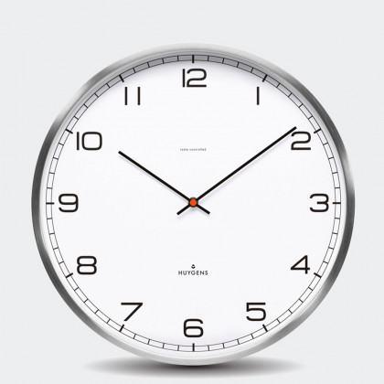 Huygens One 35 Wall Clock - Arabic (Radio Control)