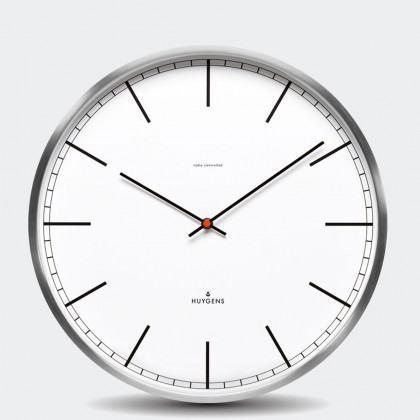 Huygens One 35 Wall Clock - Index (Radio Control)