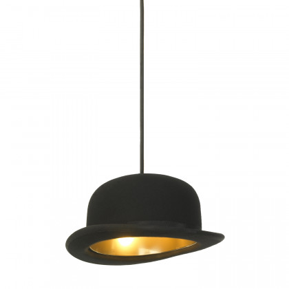 Innermost Jeeves Bowler Hat Pendant Lights