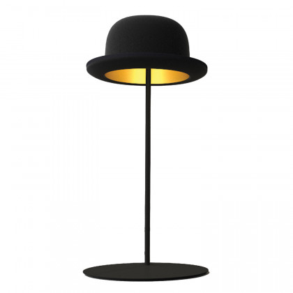 Innermost Jeeves Bowler Hat Table Lamp