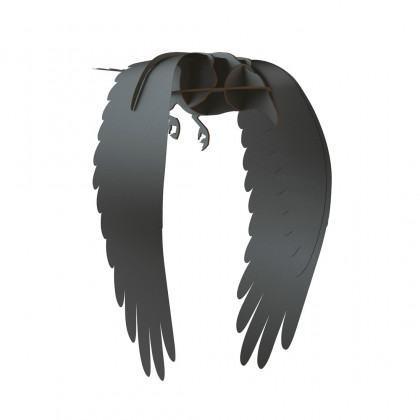ibride Karl Raven - Black