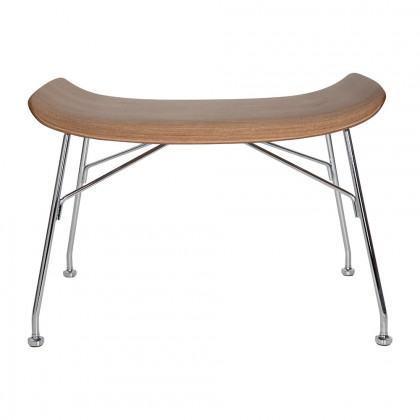 Kartell K/Wood Footrest