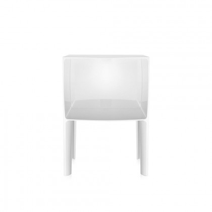 Kartell Ghost Buster Night Table - Opaque