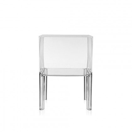 Kartell Ghost Buster Night Table - Transparent