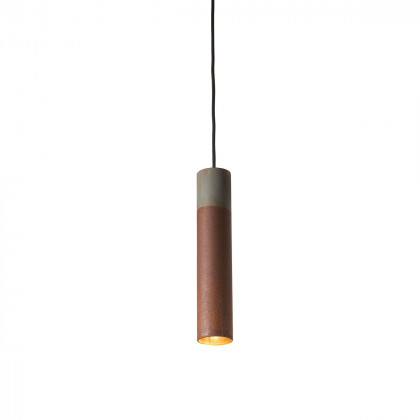 Karven Roest Vertical 30 Zinc Pendant Light