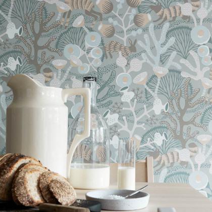 Borastapeter Koralläng Wallpaper