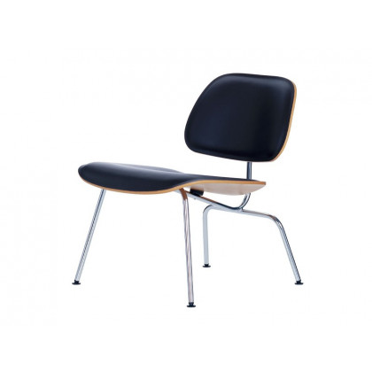 Vitra LCM Eames Plywood Chair - Leather