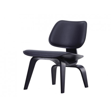 Vitra LCW Eames Plywood Chair - Leather