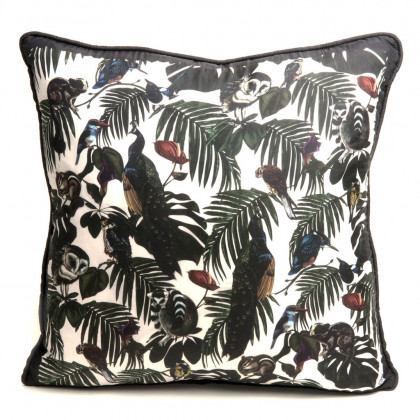 Witch and Watchman Amazonia Light Silk Cushion