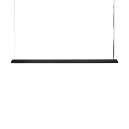 Muuto Linear Pendant Lamp-Black-169.2cm