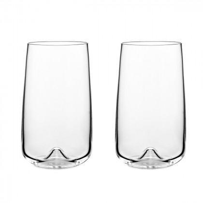 Normann Copenhagen Long Drink Glasses - Pack of two