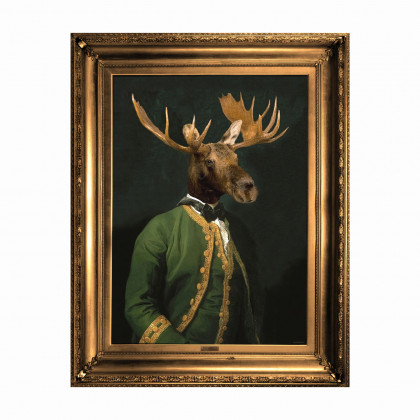 Mineheart Lord Montague Canvas Print