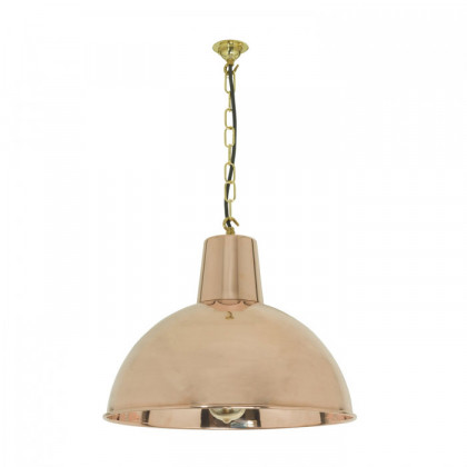 Original BTC Medium Spun Reflecter Pendant Light