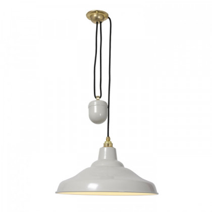 Original BTC Rise & Fall School Pendant Light