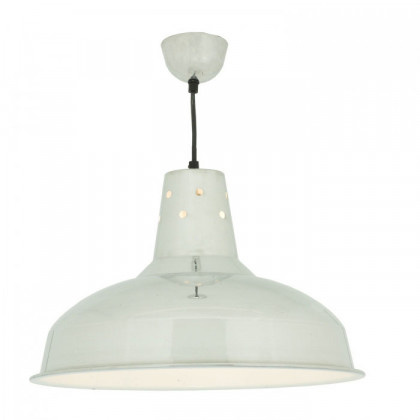 Original BTC Aluminium Factory Pendant Light