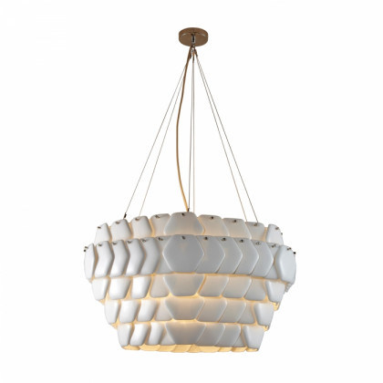 Original BTC Cranton Hexagonal Pendant Light