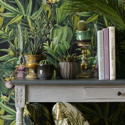 Mind The Gap Luscious Flora Wallpaper