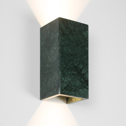 Gant Lights B8 Green Marble Wall Light -Guatemala