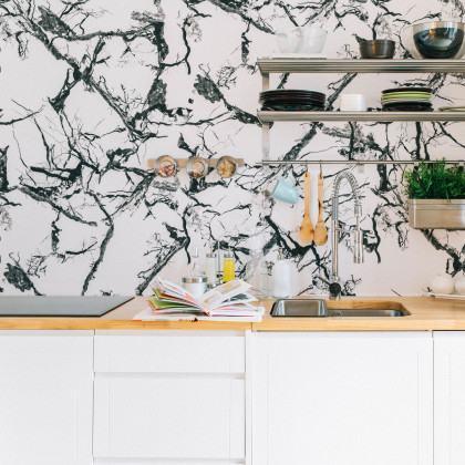 Coordonne Essentia 150/50 Marble wallpaper