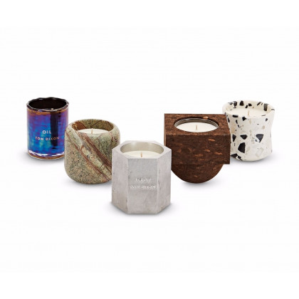 Tom Dixon Materialism Candle Giftset