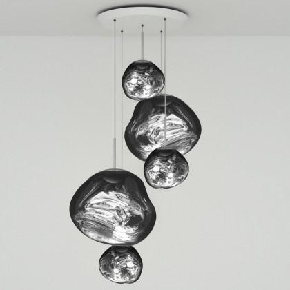 Tom Dixon Melt LED Large Round Pendant System