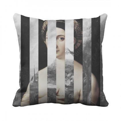 Mineheart Geo Raphaelite Cushion