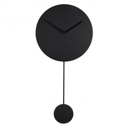 Zuiver Minimal Pendulum Clock - Black