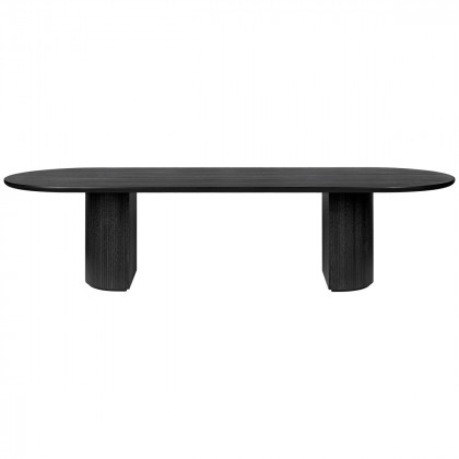 Gubi Moon Dining Table - Elliptical 300x105