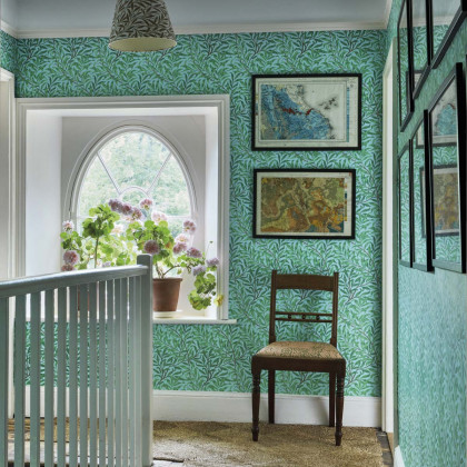 Morris and Co Willow Bough Wallpaper