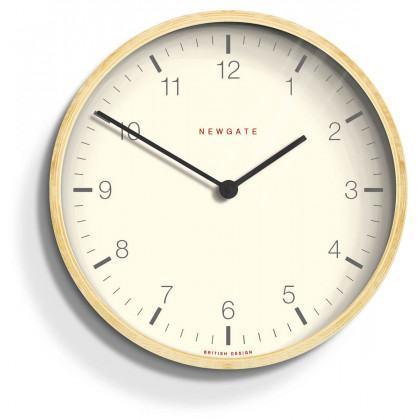 Newgate Mr Clarke Clock - Numbers - Plywood