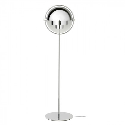 Gubi Multi-Lite Floor Lamp - Chrome