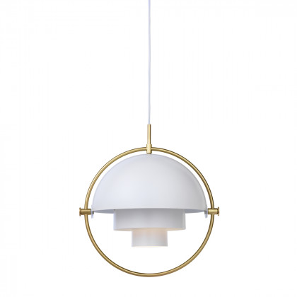 Gubi Multi-Lite Pendant Light - Small - Brass