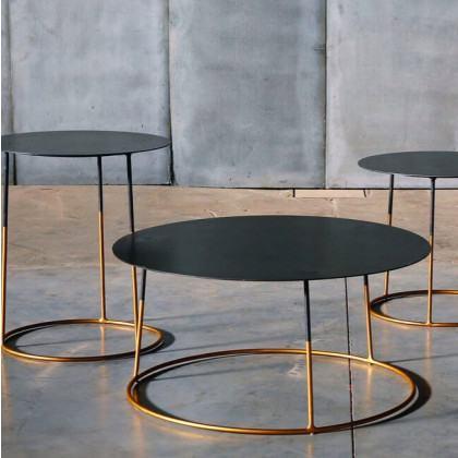 Heerenhuis Nimbus Coffee / Side Table - Metal Black