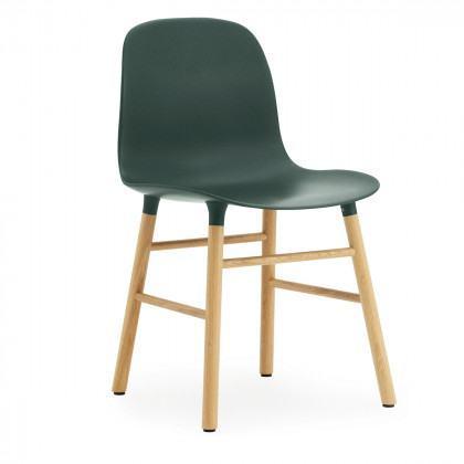 Normann Copenhagen Form Chair - Wood