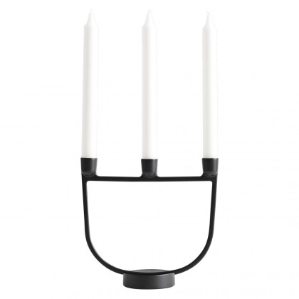 Muuto Open Candelabra Candle Holder