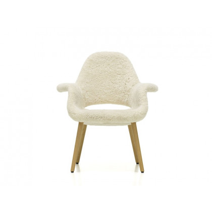 Vitra Organic Chair - Limited Edition Sheepskin