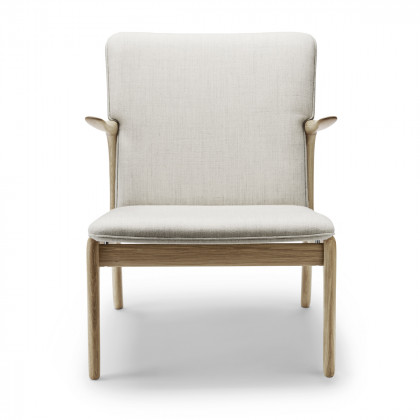Carl Hansen OW124 Beak Chair - White Oiled Oak