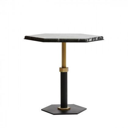 Gabriel Scott Pedestal Table Hexagon