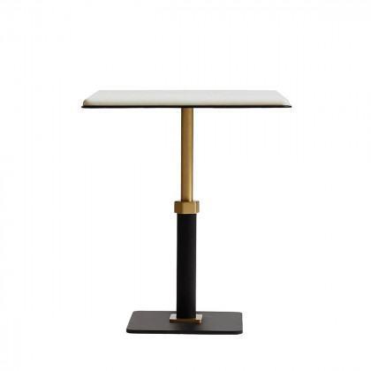 Gabriel Scott Pedestal Table Square