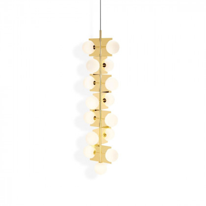 Tom Dixon Plane Drop Chandelier Ceiling Light